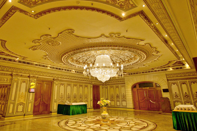 luxury hotels in hyderabad
